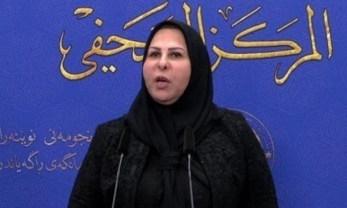 A high-ranking Iraqi official ... Alia Nassif submits documents against a Chinese company operating in Iraq: corruption with the participation of government employees! Aliya_nisayif_27112019