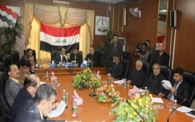 الحكومة المحلية وقوى سياسية في البصرة تعلن تأييدها لميثاق ...