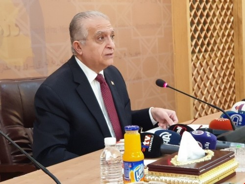 """Foreign Ministry of Iraq shocked citizens on travel to several countries and is a """"surprise soon"""" Mohammad_ali_al_hakeem_02012019"""
