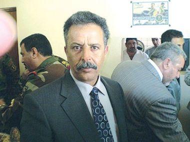 مقتل الشيخ وعضو البرلمان العراقي السابق لورنس الهذال