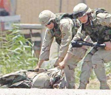 bdc1a1fa0 بغداد: «الشرق الأوسط» - قالت مصادر في الجيش العراقي إن جنديين أميركيين  قتلا، وأصيب ثالث، بعد أن فتح جنود عراقيون النار على جنود أميركيين أثناء  تدريبات في ...